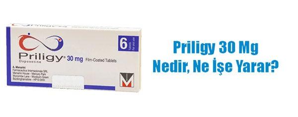 priligy 30 mg nedir